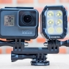 เช่า : กล้อง GoPro Hero5 Black พร้อมไฟฉาย Freewell Underwater Light 1000 lumens 600บาท/วัน