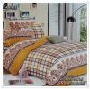 ผ้าปูที่นอนสไตล์โมเดิร์น เกรด A ขนาด 5 ฟุต(5ชิ้น)[AS-103]