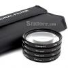 Close Up Filter +1+2+4+10 Size 72mm ชุด 4 ชิ้น พร้อมกระเป๋าอย่างดี