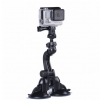 Smatree Double Suction Cup Mount with Greater Suction Power+ 1/4 Inch Tripod Mount Adapter+ Thumbscrew