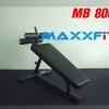 ขาย เก้าอี้ซิตอัพ ปรับระดับได้ เล่นกล้ามท้อง รุ่น MAXXFiT MB 806