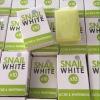 สบู่ SNAIL WHITE X10 ACNE & WHITENING สีเขียว (ลดสิวผิวขาว)