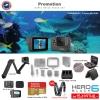 โปรโมชั่นกล้อง GoPro Hero6 Black ชุดประหยัด สุดคุ้ม ราคาถูก