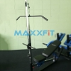 ขาย อุปกรณ์เสริมบริหารหลัง สำหรับเสริมกับเก้าอี้ยกน้ำหนัก Multi Bench Press MAXXFiT รุ่น MB801