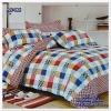 ผ้าปูที่นอนสไตล์โมเดิร์น เกรด A ขนาด 5 ฟุต(5ชิ้น)[AS-086]