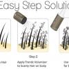 วิธีใช้งาน ผลิตภัณฑ์ SAMSON HAIR FIBERเพิ่มผมหนา ใช้สำหรับโรยเพิ่มเส้นผมให้หนาขึ้น ปิดผมบาง ปิดรอยแสกกว้าง ปิดหัวล้าน ศรีษะบาง