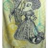ผ้าเช็ดตัวไมโครไฟเบอร์ ลายการ์ตูน [CC-070]