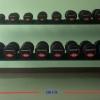 ชุดดัมเบล MAXXFiT ขนาด 5 - 50 LBS (10 คู่) พร้อมชั้นวาง