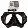 FMASK-BK Freewell Diving Mask Black สำหรับ GoPro สีดำ