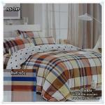 ผ้าปูที่นอนสไตล์โมเดิร์น เกรด A ขนาด 6 ฟุต(5 ชิ้น)[AS-149]