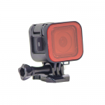GOPRO HERO4 SESSION RED SNORKEL FILTER