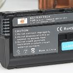 แบตเตอรี่ DSTE ใช้ทดแทน NIKON รุ่น EN-EL15 ใช้กับกล้อง NIKON หลายรุ่น
