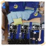 ผ้าปูที่นอน 6 ฟุต(5 ชิ้น) เกรดพรีเมี่ยม[P-35]
