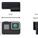 ภาพหลุด GoPro Hero5 พร้อมสเปคข้อมูลกล้องกับฟีเจอร์ใหม่ๆ