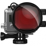 SwitchBlade2.0 Red/Macro filter 3 in 1 (Red Filter + Macro) สำหรับกล้อง GoPro Hero4,Hero3+