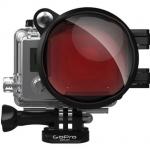 SwitchBlade2.0 Red/Macro filter 3 in 1 (Red Filter + Macro) สำหรับกล้อง GoPro Hero4,Hero3+