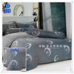 ผ้าปูที่นอนเกรด A ขนาด 6 ฟุต(5 ชิ้น)[AS-228]