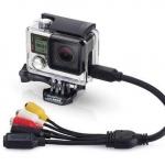 Skeleton Housing สำหรับกล้อง GoPro Hero 3/3+/4