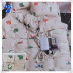 ผ้าปูที่นอน 3.5 ฟุต(3 ชิ้น) เกรด A [AQ-47]
