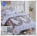 ผ้าปูที่นอน 3.5 ฟุต(3 ชิ้น) เกรด A [AQ-49]