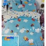 ผ้าปูที่นอนเกรด A ขนาด 6 ฟุต(5 ชิ้น)[AS-210]