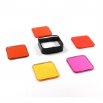 Sandmarc Aqua Filter Red Filter Completed Set For GoPro Hero3+/4
