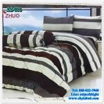 ผ้าปูที่นอนสไตล์โมเดิร์น เกรด A ขนาด 3.5 ฟุต(3 ชิ้น)[AS-004]