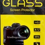 กระจกนิรภัยกันรอยจอ LCD สำหรับ PANASONIC GF7 GF8