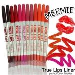 ทรู ลิปส์ ไลเนอร์ เพนซิล (TRUE LIPS LIP LINER PENCIL) ดินสอเขียนขอบปาก