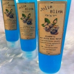 Blueberry AHA White Body Serum (สีฟ้า) By Jolie Blink