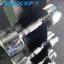 ชุดดัมเบล Chromed ขนาด 1 - 10 KG. (10 คู่) พร้อมชั้นวางทรงสามเหลี่ยมสีดำ วางได้ 10 คู่ thumbnail 7