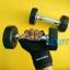 ขาย ถุงมือเล่นกล้าม ยกเวท ถุงมือฟิตเนส หรือ ถุงมือยกน้ำหนัก MAXXFiT Lifting Training Glove thumbnail 9