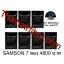 Samson ผงเคราตินใส่ผมหนาแบบเติม 245gr (สีดำ) thumbnail 1