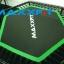 """ขาย แทรมโพลีน 50 นิ้ว Hexagon Trampoline 50"""" MAXXFiT(สปริงบอร์ดกระโดด) thumbnail 28"""