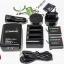 ชุด Smatree 3-Channel Charger and Battery Set Kit แบตเตอรี่ความจุ 1290mAh สำหรับกล้อง GoPro Hero4 รุ่น Black และ รุ่น Silver thumbnail 1