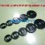 ขาย แผ่นน้ำหนักขนาด 2 นิ้ว (50 MM.) โอลิมปิก ทรง 12 เหลียม รูเสียบแบบสแตนเลส 12 Edges Rubber Coated Op Plate With Stainless Steel Ring 50 MM. thumbnail 19