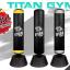 กระสอบทรายตั้งพื้นรุ่น Titan Gym สีเหลือง thumbnail 2