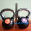 Rubber Kettle Bell Chrome Handle MAXXFiT thumbnail 16