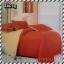 ผ้าปูที่นอนสีพื้น เกรด A สีส้มอิฐ ขนาด 5 ฟุต 5 ชิ้น thumbnail 1