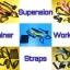 ขาย เชือกออกกำลังกาย MAXXFiT Supension Trainer Workout Straps thumbnail 6