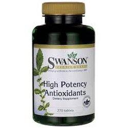 Swanson Premium High Potency Antioxidants / 270 Tabs