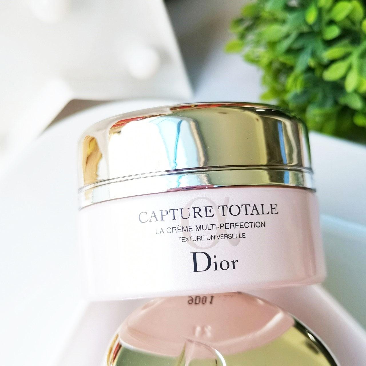 Dior Capture Totale La Creme Multi-Perfection 15ml. - BLACK WING ...